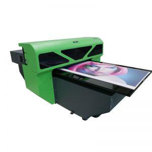 1800 A2 formaat nieuwe ontwerp textiel flatbed glas printer drukmachine WER-D4880UV