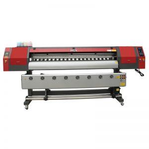 1800mm 5113 digitale inkjetprinter met dubbele textieldrukmachine voor banner WER-EW1902