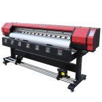 6 voet die Video WER-ES1901 DX5 / DX7 hoofdeco oplosbare printer drukken in de leverancier van China