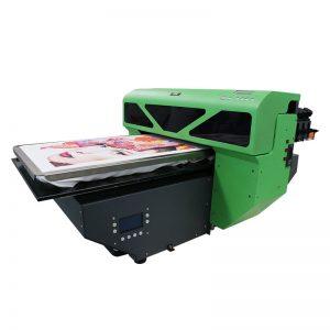 A2 formaat digitale DTG T-shirt printer flatbed printer 8 kleuren DX5 printerkop WER-D4880T