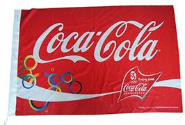 Vlaggendoek vaandel gedrukt door Eco-solventprinter van 1,6 m (5 voet) WER-ES160 3