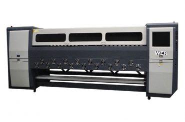 Goede kwaliteit K3404I / K3408I solventprinter 3,4 m zware inkjetprinter