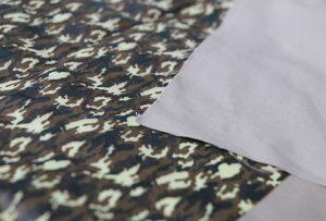 Textieldrukvoorbeeld 1 door digitale textielprintmachine WER-EP7880T