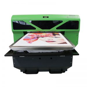 A2 formaat DTG direct naar kledingstuk printer t-shirt drukmachine WER-D4880T