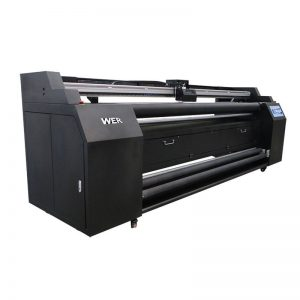 WER-E1802T 1.8m direct-naar-textielprinter met 2 * DX5-sublimatieprinter
