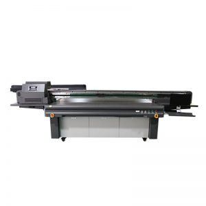 WER-G3020 UV-printer met flatbed