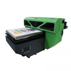 Athena jet direct naar kledingstuk textiel drukmachine t-shirt afdrukken aangepaste mini A2 t-shirt printer WER-D4880T