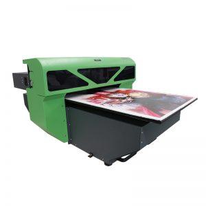 automatische inkjetprinter, aangepaste t-shirt drukmachine WER-D4880UV