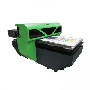 digitale T-shirt printer Direct naar textiel textiel drukmachine WER-D4880T