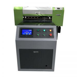 direct naar kledingstuk digitale textieldoeken stofdrukmachine T-shirt uv-printer WER-ED6090T