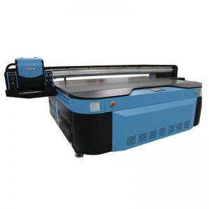 goede kwaliteit UV flatbed printer voor wand / keramische tegels / foto's / acryl / houtdruk WER-G2513UV