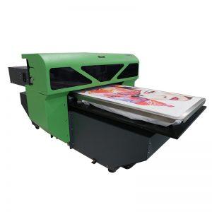 hoge kwaliteit inkjetprinter a2 UV flatbed printer UV t-shirt printer WER-D4880T