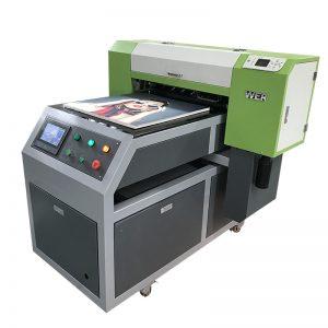 hoge resolutie A1 T-shirt drukmachine voor kleding WER-ED6090T