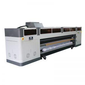 hoge snelheid snelle digitale inkjetprinter machine met ricoh gen5 printkop UV plotter WER-G-3200UV