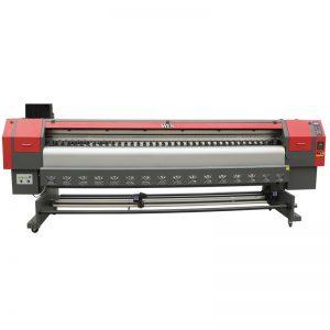 hoge snelheid 3.2 m solventprinter, digitale flex banner drukmachine prijs WER-ES3202