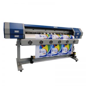 hete model vinyl gepersonaliseerde aangepaste multicolor digitale t-shirt drukmachine WER-EW160