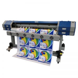 polyprint DTG textielprinter WER-EW160
